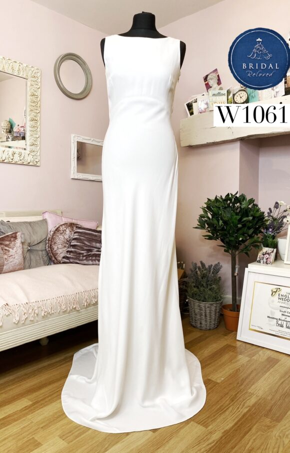 White Rose | Wedding Dress | Fit to Flare | W1061L