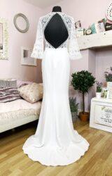 Catherine Deane | Wedding Dress | Fit to Flare | W931L