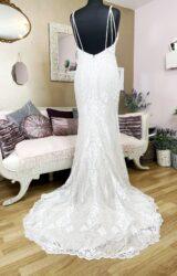 Mia Mia | Wedding Dress | Fit to Flare | W971L