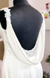 White Rose   Wedding Dress   Fit to Flare   W106L