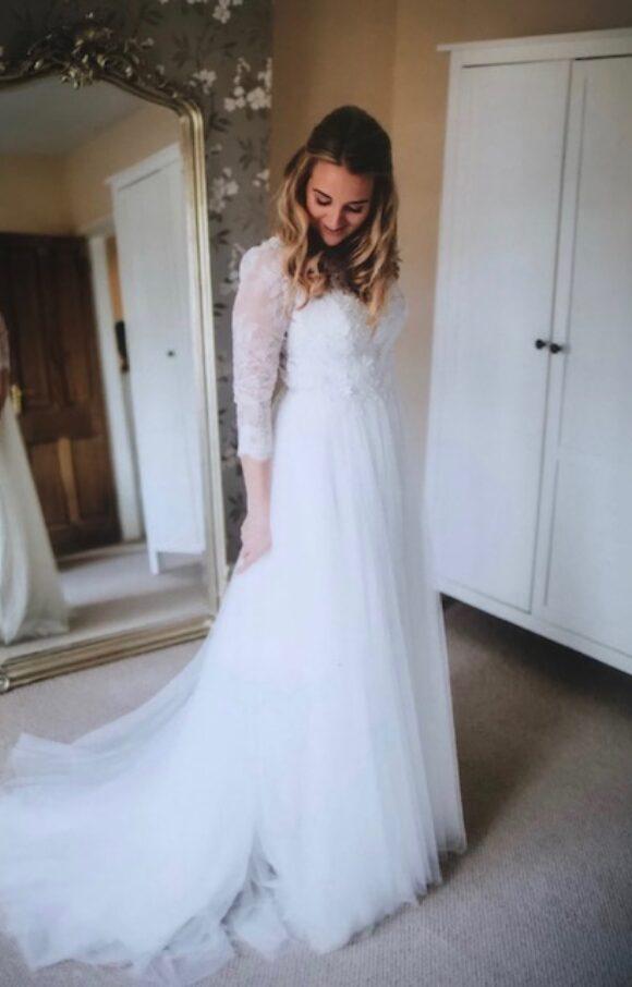 Watters | Wedding Dress | Aline | C2164