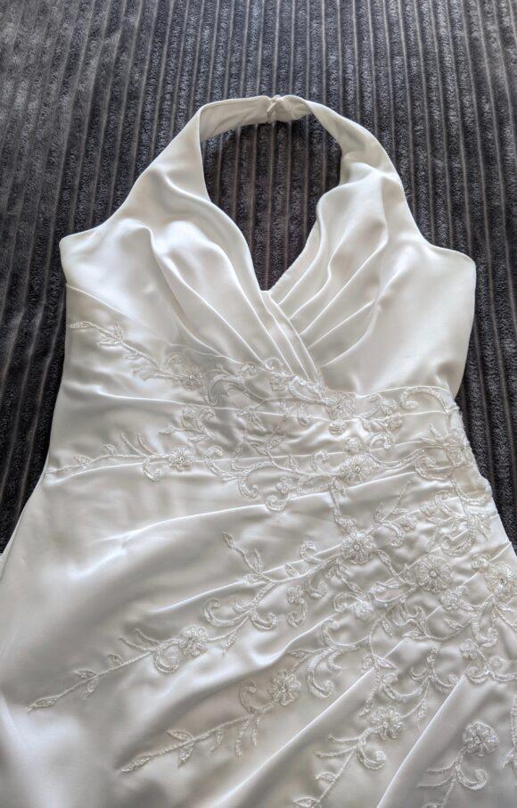 Rosetta Nicolini | Wedding Dress | Halter Neck | C2205