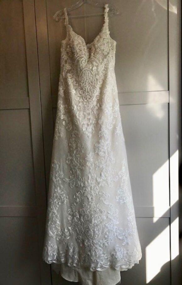 Morilee | Wedding Dress | Aline | C2187
