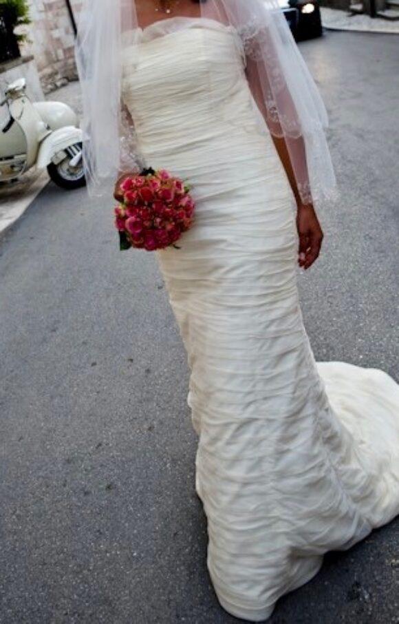 Vera Wang | Wedding Dress | Trumpet | C2195