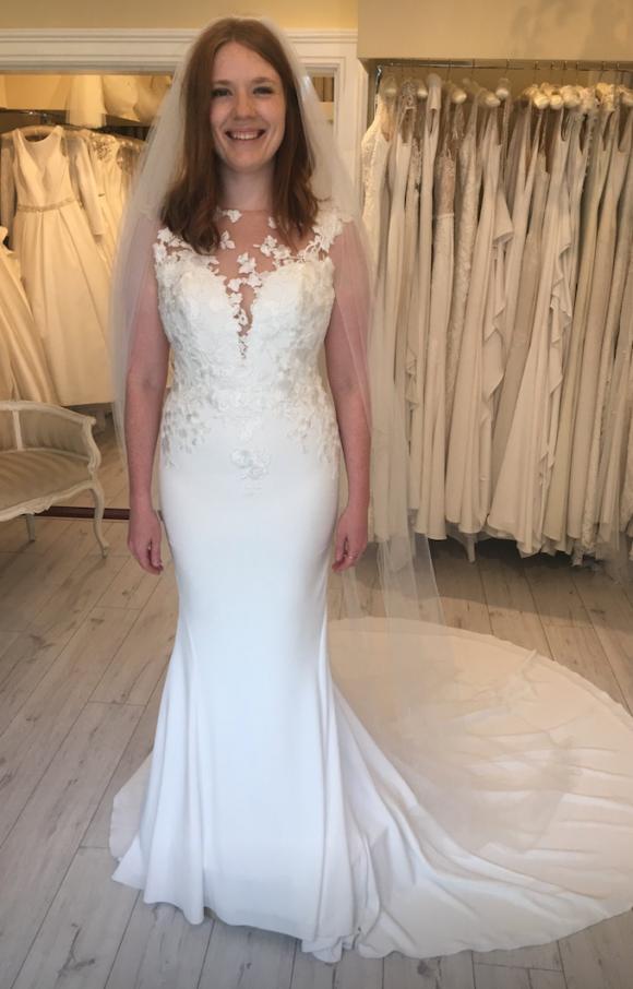 Pronovias | Wedding Dress | Fishtail | C2185