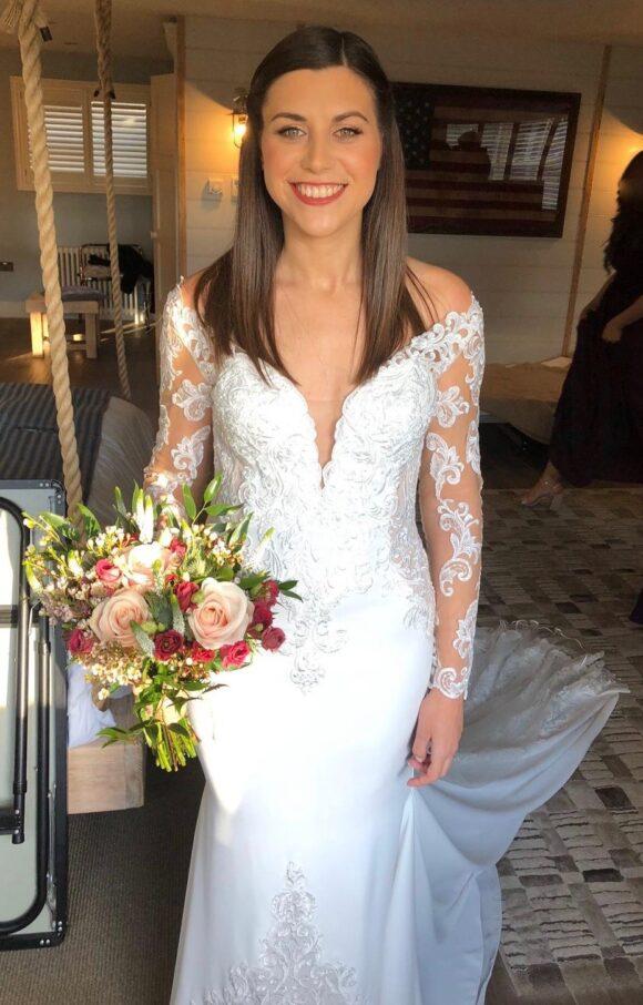 Pronovias   Wedding Dress   Fishtail   C2123