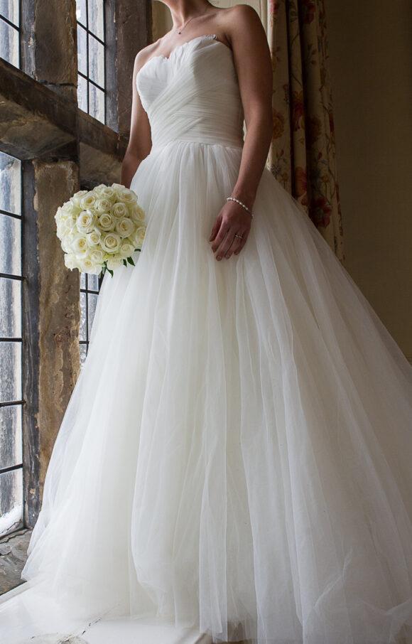 Pronovias | Wedding Dress | Aline | C2173
