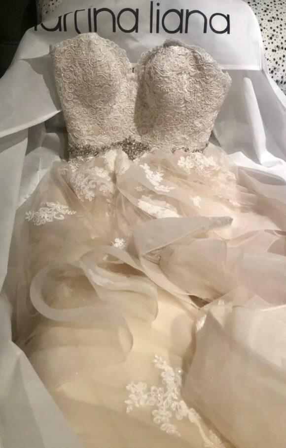 Martina Liana   Wedding Dress   Aline   C2194