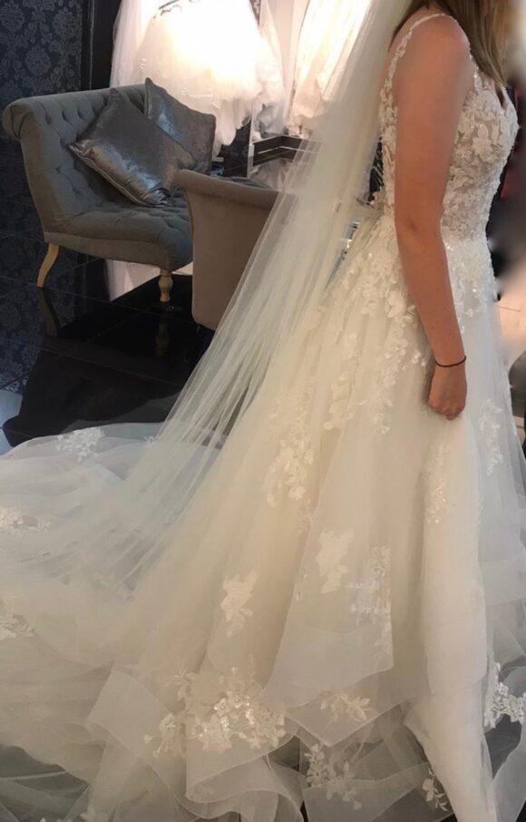 Morilee | Wedding Dress | Aline | C2152