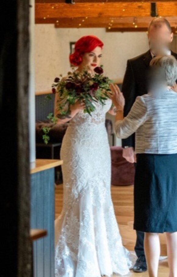 Riki Dalal | Wedding Dress | Fishtail | C2118