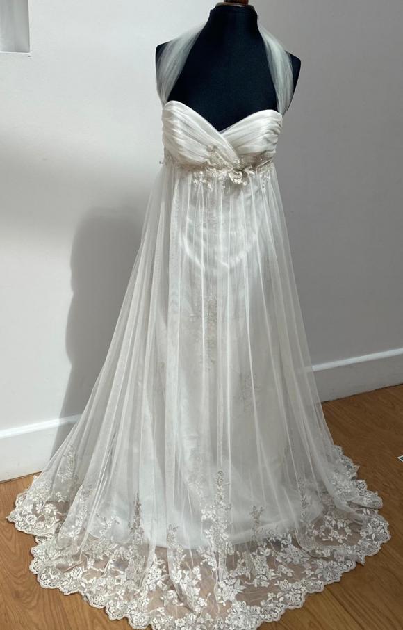 Watters | Wedding Dress | Empire | C2147