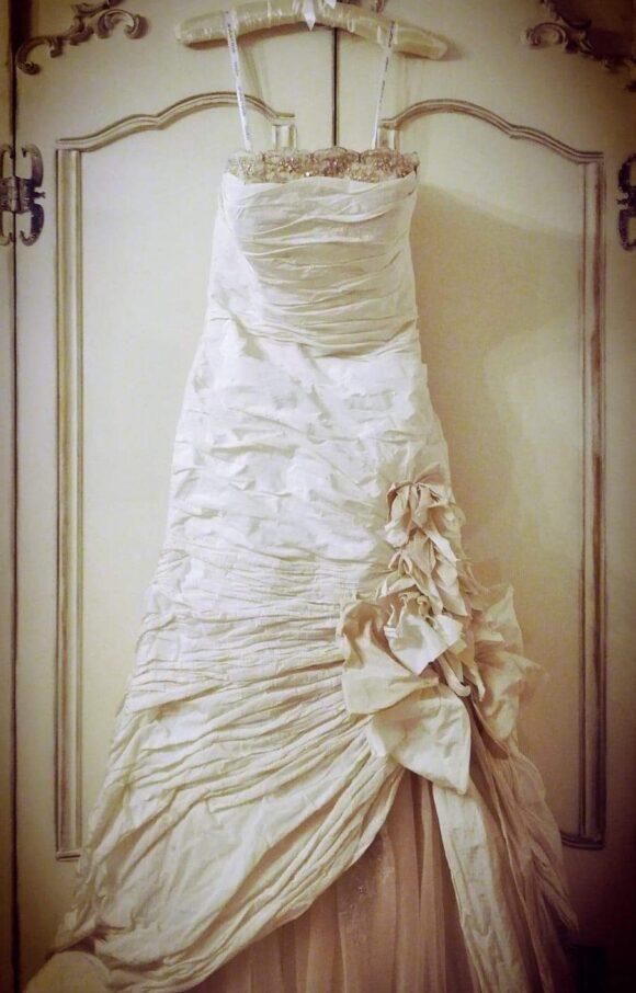 Ian Stuart | Wedding Dress | Drop Waist | C2566