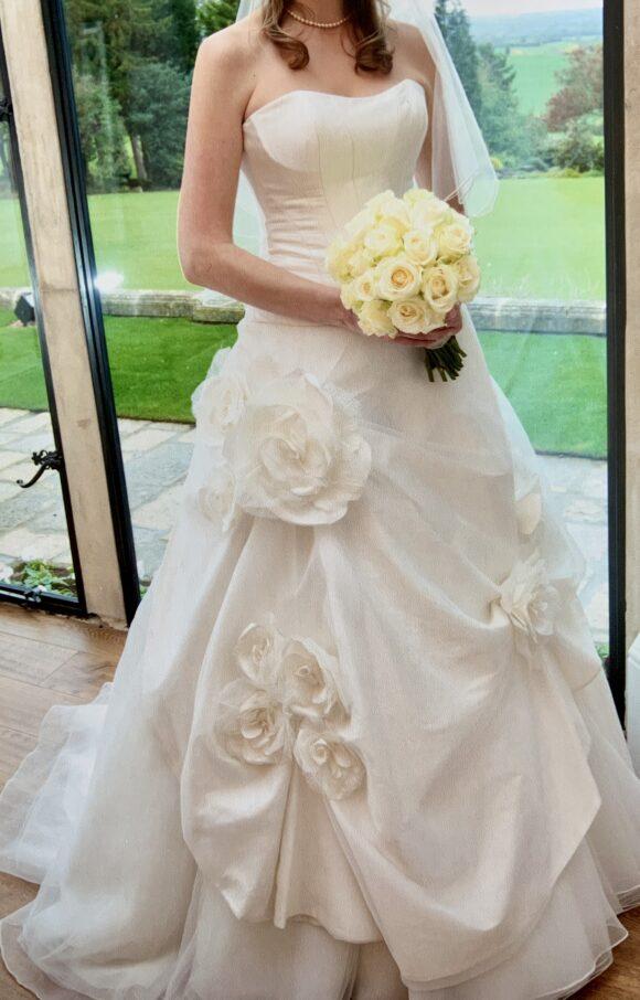 Maureen Myring Kesterton Couture | Wedding Dress | Aline | C2213