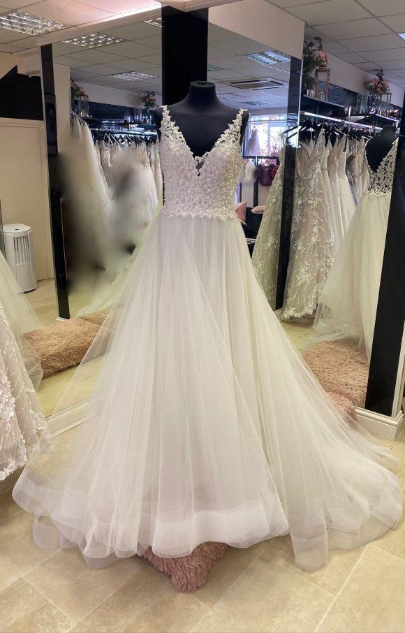 Modeca | Wedding Dress | Aline | C2290