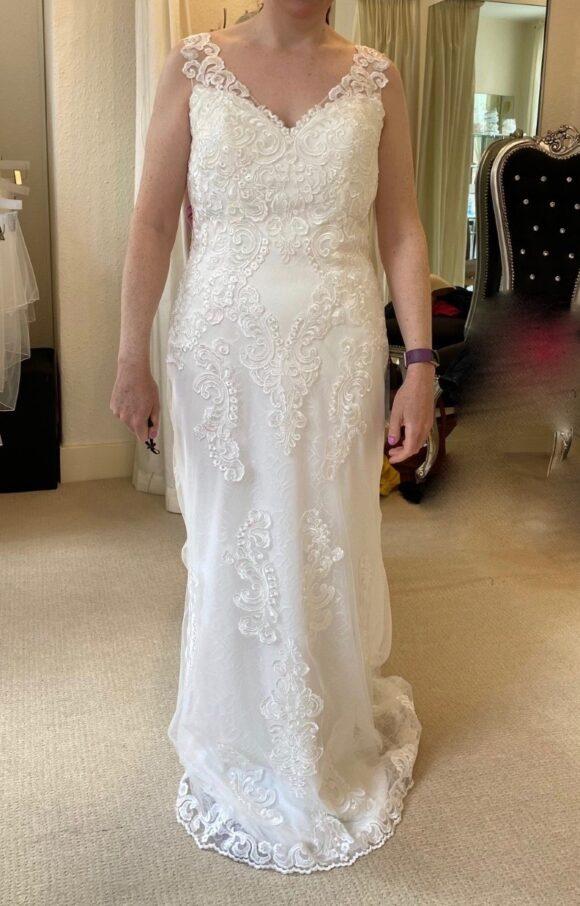 Romantica   Wedding Dress   Fishtail   C2265