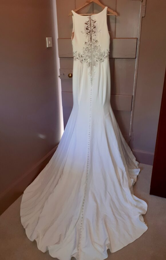 Maggie Sottero   Wedding Dress   Fit to Flare  C2254