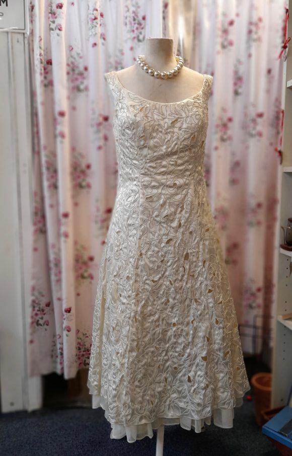 Anoushka G   Wedding Dress   Tea Length   C2221