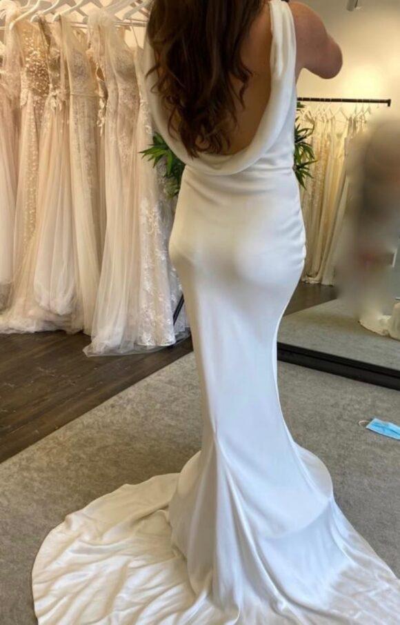Savannah Miller | Wedding Dress | Sheath | C2251