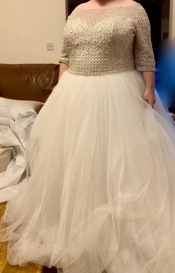 Maggie Sottero | Wedding Dress | Princess | C2252