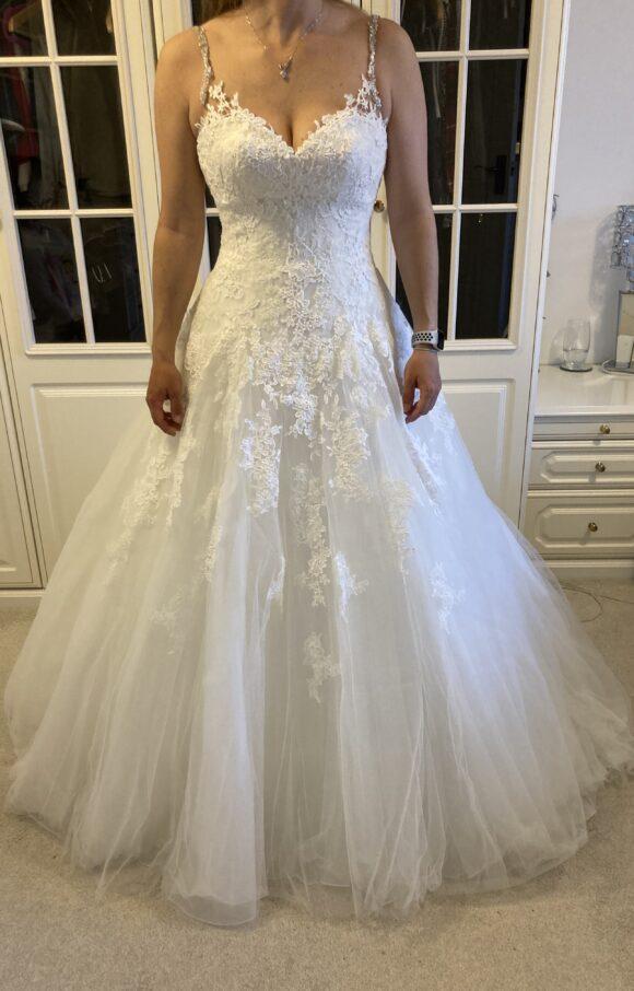 Pronovias   Wedding Dress   Aline   C2233
