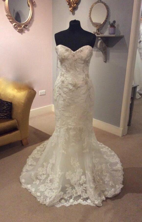 Enzoani   Wedding Dress   Fishtail   C2246