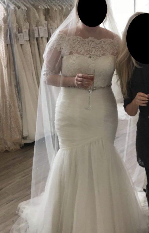 Morilee | Wedding Dress | Fishtail | C2297