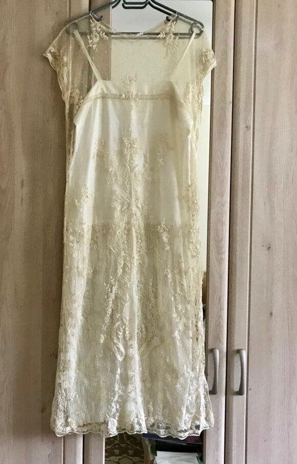 Lyn Lundie | Wedding Dress | Drop Waist | C2222