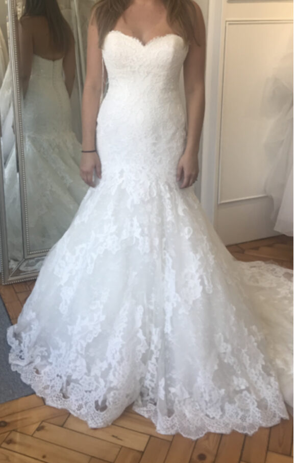 Pronovias | Wedding Dress | Fishtail | C2244