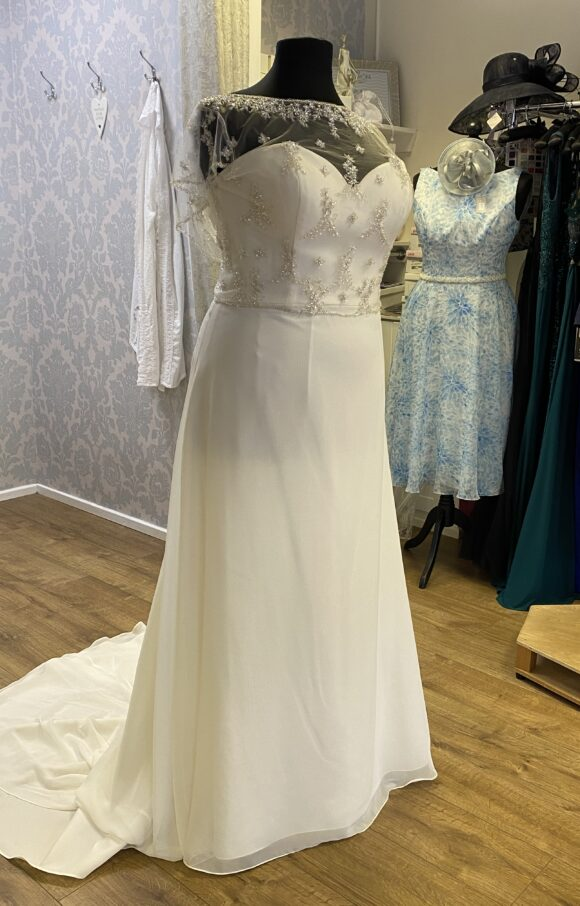 Hilary Morgan | Wedding Dress | Aline | C2245