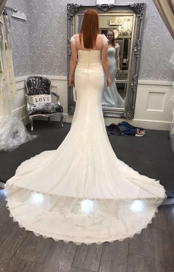 St Patrick | Wedding Dress | Sheath | C2276