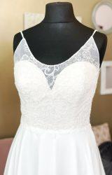 White Rose | Wedding Dress | Aline | W1097L