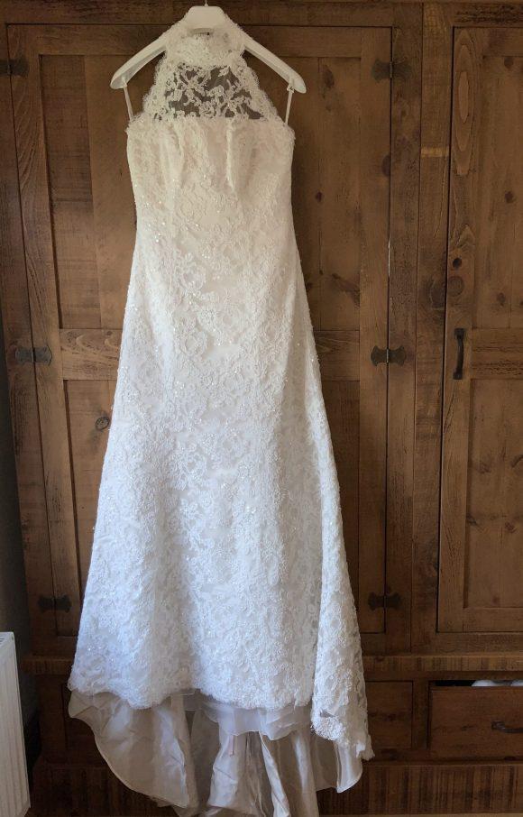 Agnes | Wedding Dress | Halter Neck | C2307