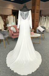 Bianco Evento   Wedding Dress   Sheath   G59C