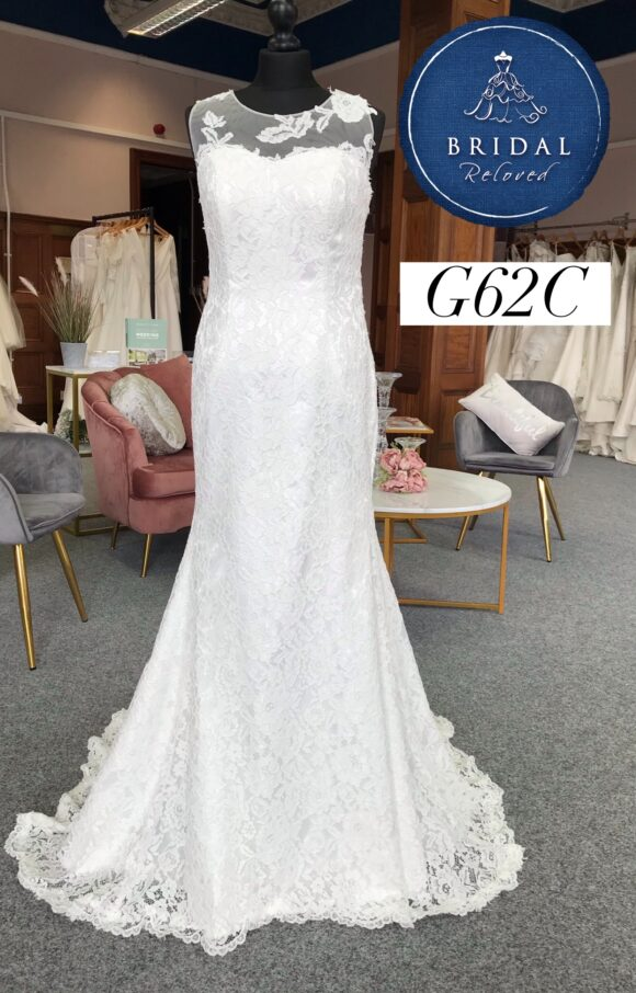 Private Label | Wedding Dress | Fit to Flare | G62C
