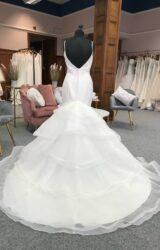 Madison James   Wedding Dress   Fit to Flare   G63C