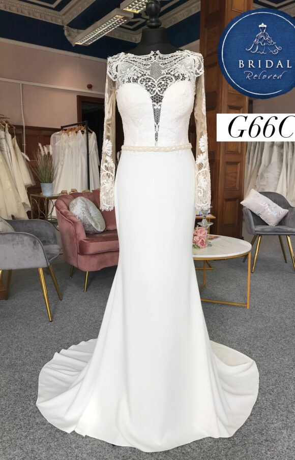 La Sposa | Wedding Dress | Fishtail | G66C