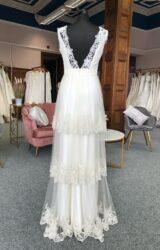Savin | Wedding Dress | Column | G69C