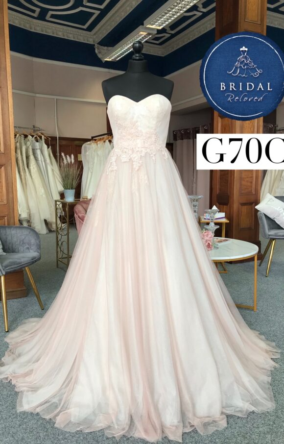 Nicole Spose | Wedding Dress | Aline | G70C