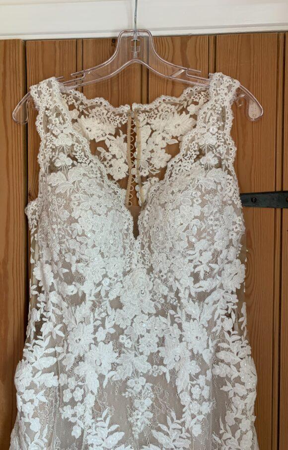 Stella York | Wedding Dress | Sheath | C2264