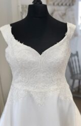 Richard Designs | Wedding Dress | Aline | LE370M