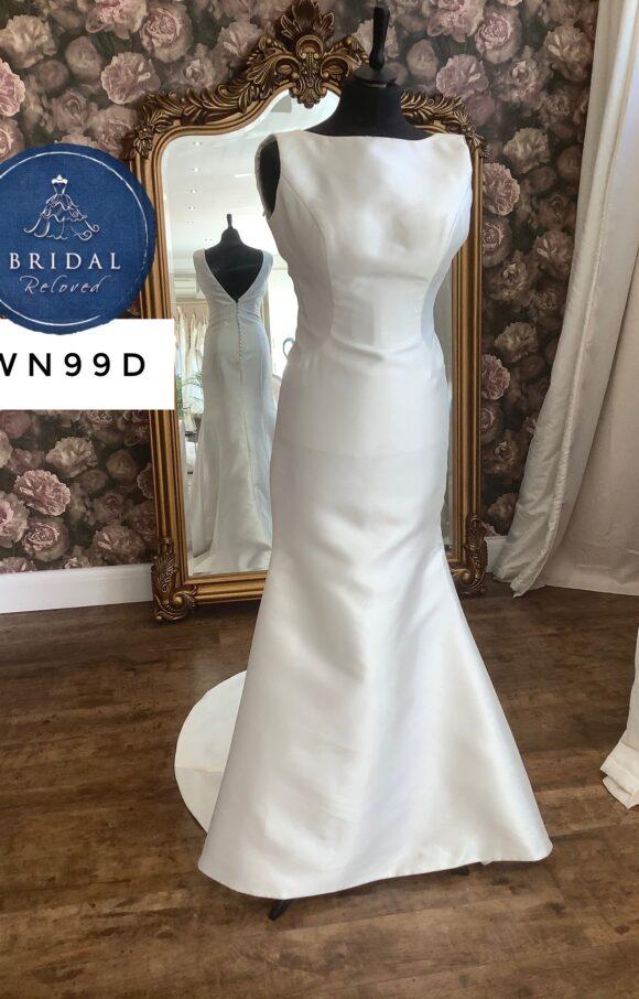 Catherine Parry | Wedding Dress | Column | WN99D