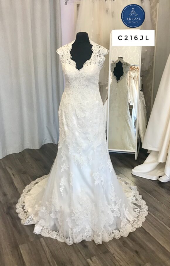 Maggie Sottero | Wedding Dress | Fit to Flare | C216JL