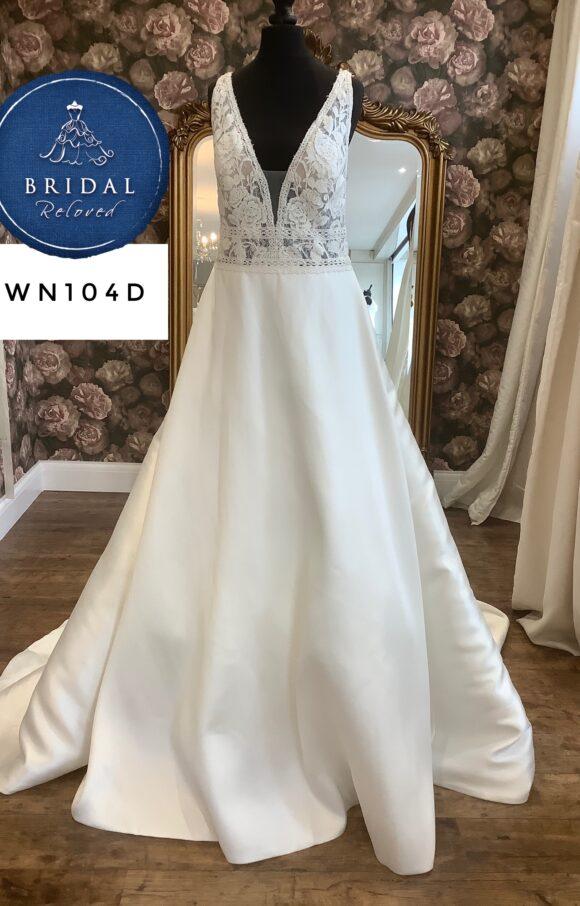 Enzoani | Wedding Dress | Aline | WN104D