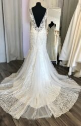 Allure | Wedding Dress | Fit to Flare | C218JL
