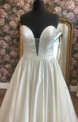 Allure | Wedding Dress | Aline | WN103D