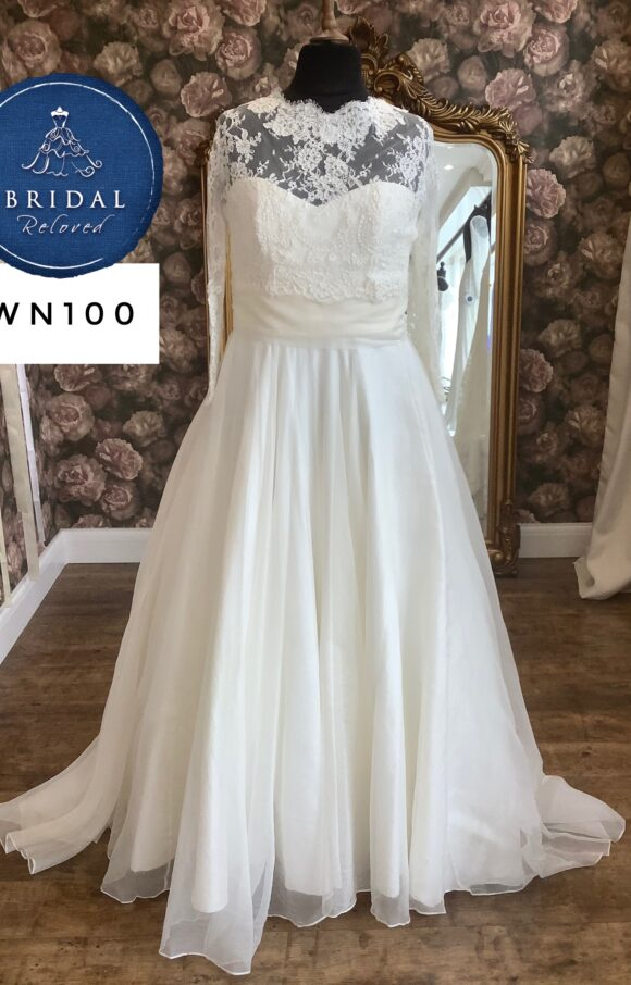 Lyn Ashworth | Wedding Dress | Aline | WN100