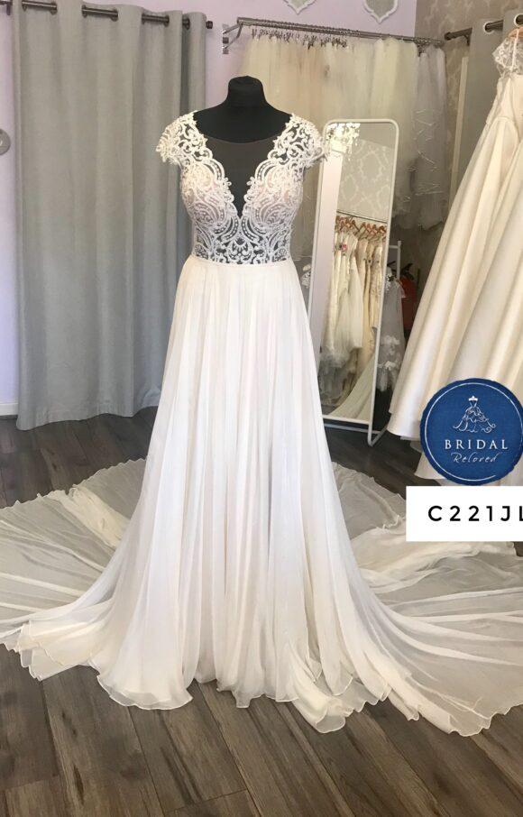 Martina Liana | Wedding Dress | Separates | C227JL / C221JL