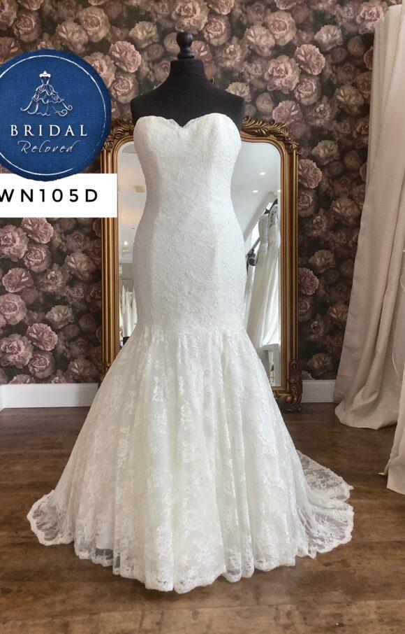 Watters | Wedding Dress | Fishtail | WN105D
