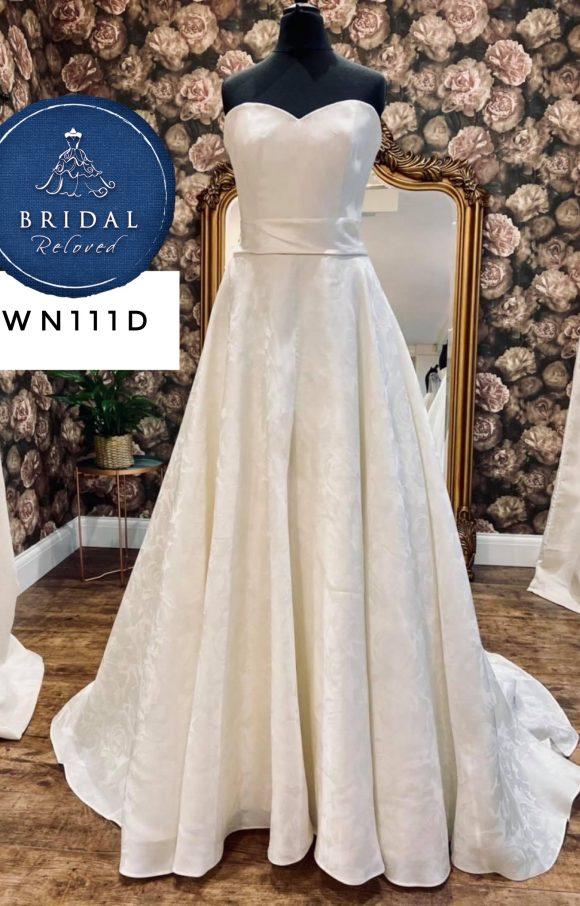 Sassi Holford | Wedding Dress | Aline | WN111D