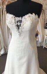 La Papillon | Wedding Dress | Fishtail | B285M